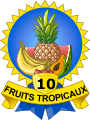 Fruits Tropicaux10 fruits