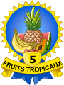 Fruits Tropicaux5 fruits