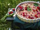 Clafoutis vegan inratable