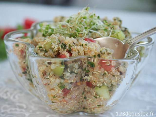 Recettes v g tariennes de cuisine rapide de 123degustez - Blog cuisine rapide et facile ...