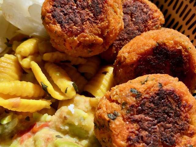 Recettes v g tariennes de croquettes - Cuisine au pays du soleil ...