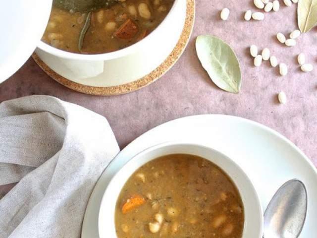 Recettes v g tariennes de soupe espagnole - Cuisine espagnole facile ...