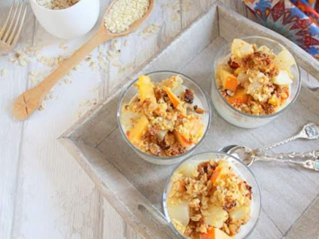 Recettes v g tariennes de kaki for Cuisine kaki
