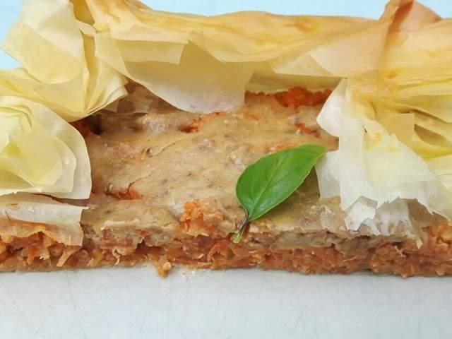 Recettes v g tariennes de tarte legere - Cuisine legere au quotidien ...