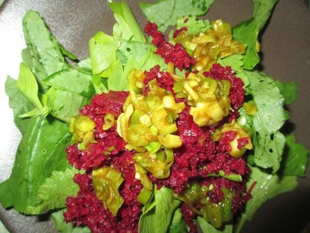 Recettes v g tariennes de betterave rouge - Cuisine bio vegetarienne ...