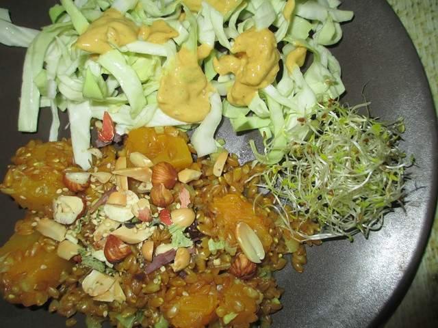 Recettes v g tariennes de cacahu te de cuisine - Cuisine bio vegetarienne ...