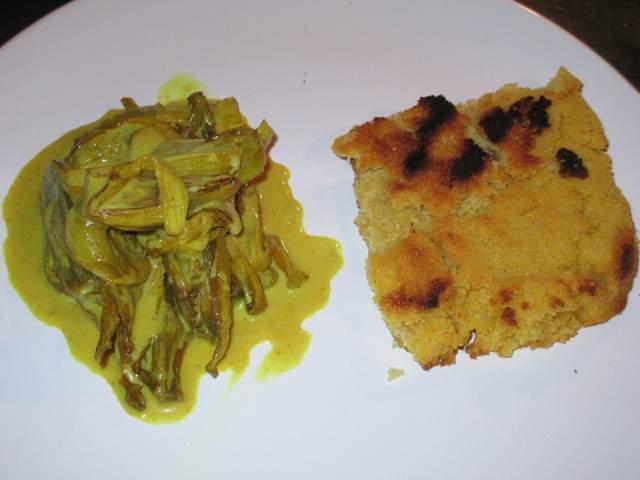 Recettes v g tariennes de polenta de cuisine v g tarienne - Cuisine bio vegetarienne ...