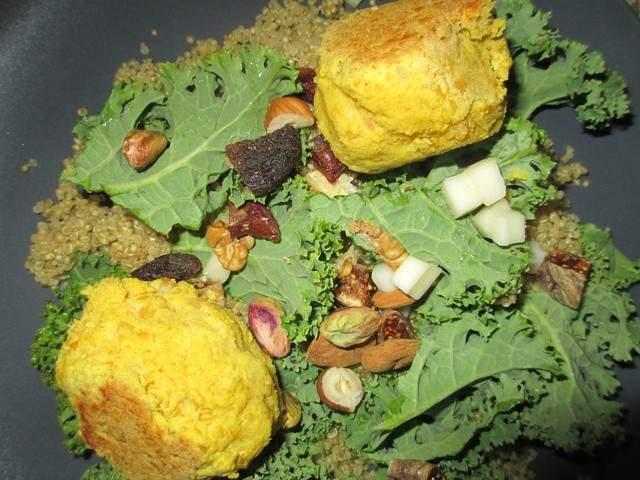 Recettes v g tariennes de chaud froid - Blog cuisine bio vegetarienne ...