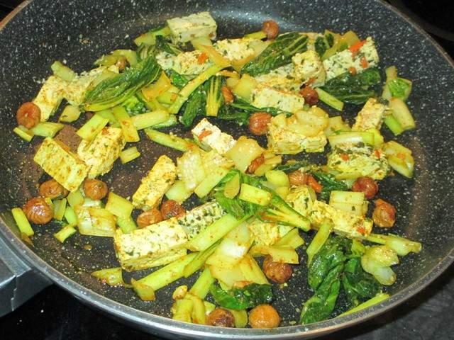 Recettes v g tariennes de pak cho de cuisine v g tarienne - Blog cuisine vegetarienne ...