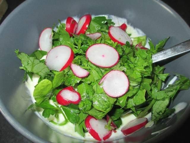Recettes v g tariennes de sauce yaourt de cuisine - Blog cuisine vegetarienne ...