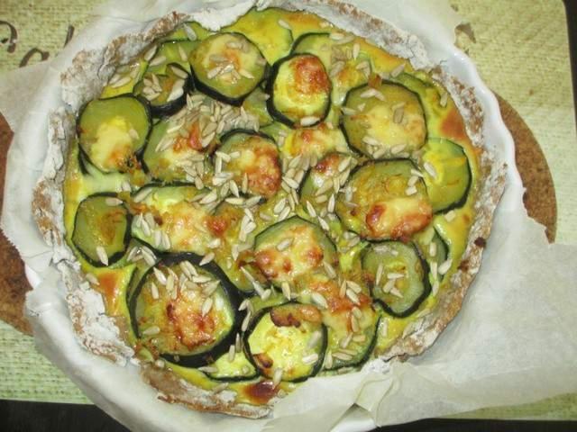 Recettes v g tariennes de tartes de cuisine v g tarienne - Cuisine bio vegetarienne ...
