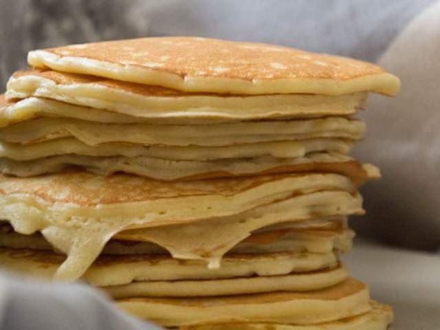 recette v g facile de pancakes les recettes v g tariennes de pancakes les plus faciles et rapides. Black Bedroom Furniture Sets. Home Design Ideas