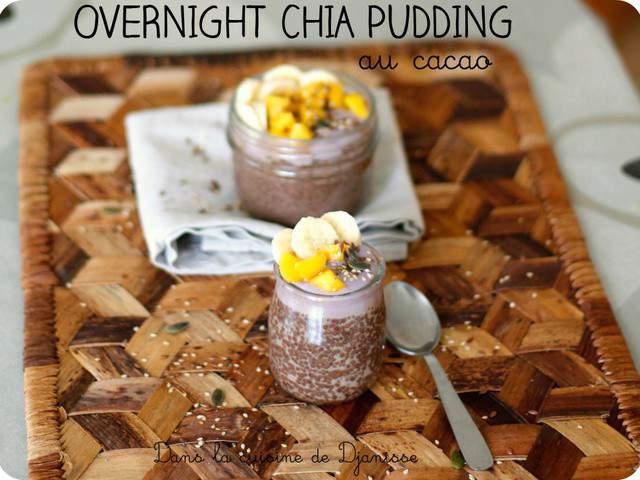 Recettes v g tariennes de pudding de dans la cuisine de - La cuisine des enfants ...