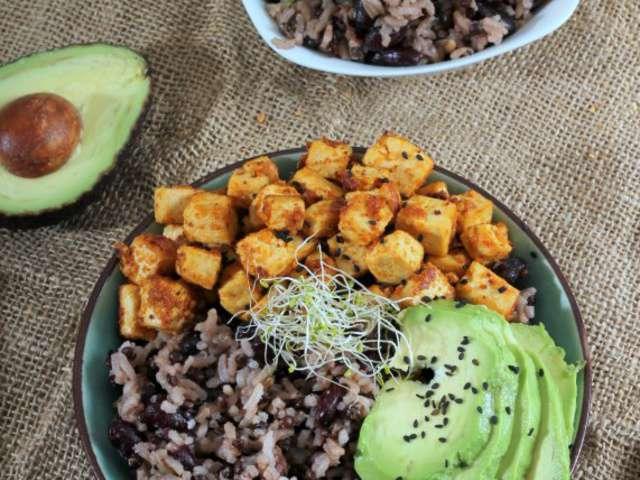 Recettes v g tariennes de mexique for Un air de cuisine angers