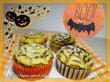 Muffins façon carrot cake pour Halloween