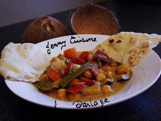~Curry de légumes~