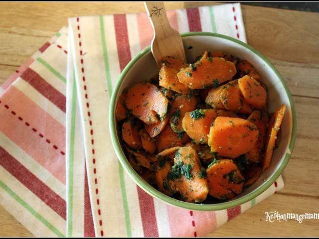 recettes v g tariennes de salade de carottes. Black Bedroom Furniture Sets. Home Design Ideas