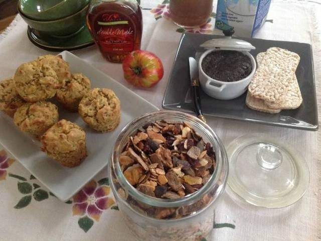 Recettes v g tariennes de l 39 assiette v g tarienne 4 - Blog cuisine vegetarienne ...