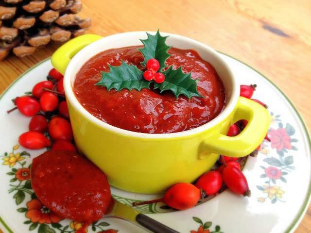 Recettes v g tariennes de cynorrhodon de la cuisine de for Cuisine beauregard
