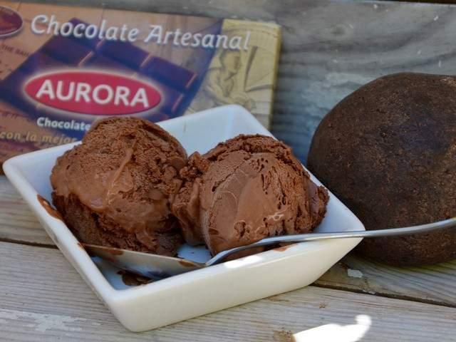 Recettes V G Tariennes De Glace Au Chocolat