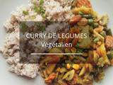 Curry de Légumes (végan)