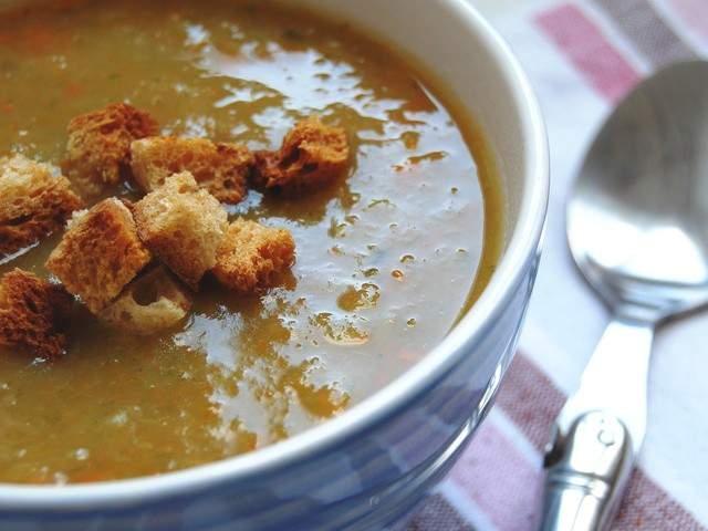 Recettes v g tariennes de soupe de la tarterie de b n - Peut on congeler de la soupe ...