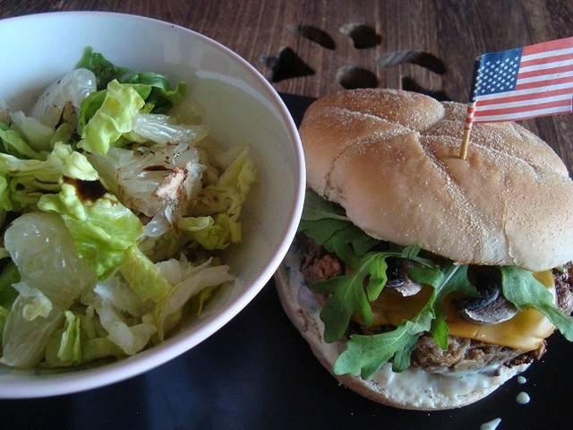 Recettes v g tariennes de burger de la valkyrie v g tarienne - Blog cuisine vegetarienne ...