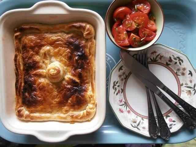 Recettes v g tariennes de tourtes 3 - Blog cuisine bio vegetarienne ...