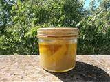 Citrons confits (salted & home made)