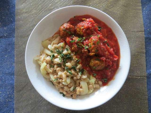 Recettes v g tariennes de boulettes - Blog cuisine bio vegetarienne ...