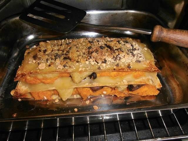 Recettes v g tariennes de butternut 4 - Blog cuisine vegetarienne ...