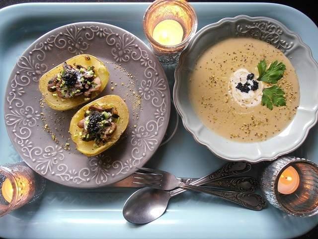 Recettes v g tariennes d 39 artichauts de la valkyrie - Blog cuisine bio vegetarienne ...