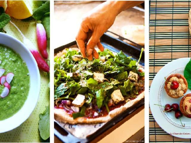 Recettes v g tariennes de cuisine rapide 4 for Cuisine rapide
