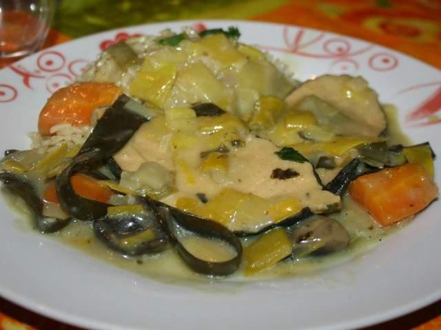 Recettes v g tariennes de la mer de mimi v g tale - Blog mimi cuisine ...
