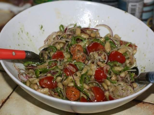 Recettes v g tariennes de flageolets - Cuisiner des flageolets ...