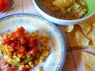 Recettes Vegetariennes De Guacamole