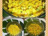 Couscous printanier | Steys Cook