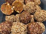 Energy balls (raw food)