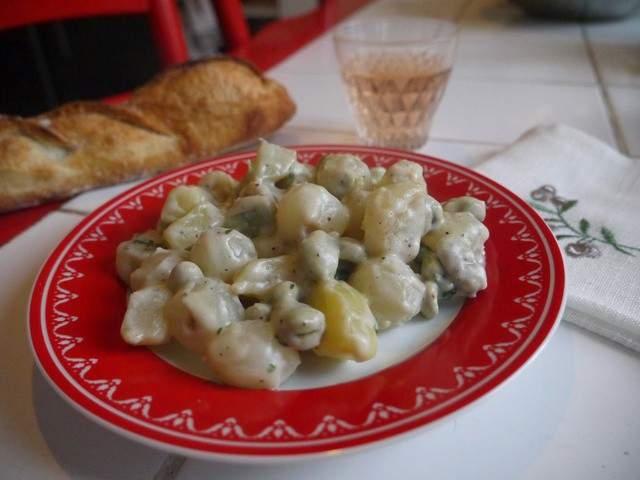 Recettes v g tariennes de sauce blanche de une - Blog cuisine vegetarienne ...