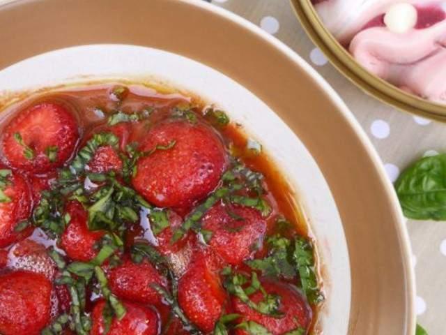 Recettes v g tariennes de vinaigre balsamique - Blog cuisine vegetarienne ...