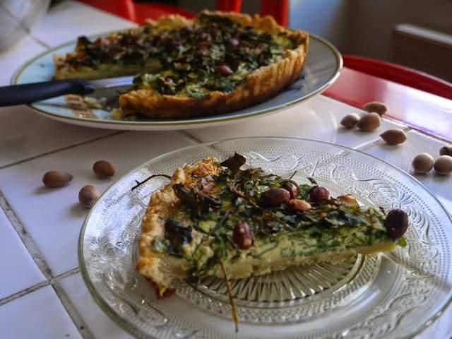 Recettes v g tariennes de quiches 6 - Blog cuisine vegetarienne ...