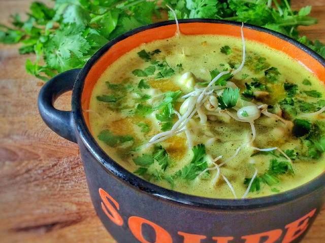 Recettes v g tariennes de soupe de vegan freestyle - Recette cuisine ayurvedique ...