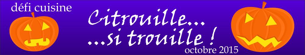 Recettes végétariennes de Defi Citrouille
